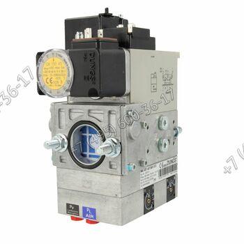 Газовый клапан Dungs MB-VEF 407-S30 200-360 мбар для горелок Lamborghini EM 26.. - EM 40..