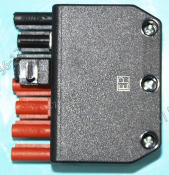 7-ми полюсная клемная колодка для горелок Lamborghini ECO 3.. - ECO 22..