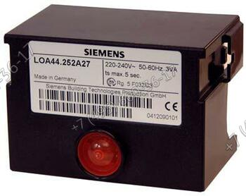 Топочный автомат Siemens (Landis) тип LOA 44 для горелок Lamborghini ECO 40.. - ECO 70.., PG 150