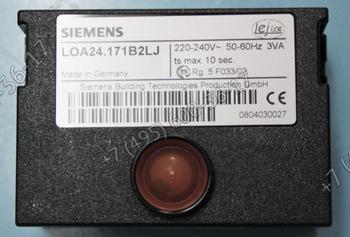 Топочный автомат Siemens (Landis) тип LOA24.171B27LJ для горелок Lamborghini  ECO 3.. - ECO 30.., FIRE 1.., FIRE R..