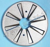 Уравнительный диск дефлектора