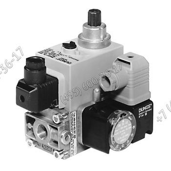 Газовый клапан Dungs MB-DLE 403 30-200 мбар для горелок Lamborghini ЕМ 3 Е, ЕМ 6 Е, ЕМ 9 Е