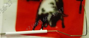 Электрод управления для горелок Lamborghini ЕМ 16 - Е, ЕМ 16/2 Е