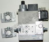 Газовый клапан (мультиблок) Dungs MB-DLE 407 30-200-360 мбар