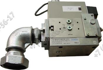 Газовый клапан Dungs MV-DLE 412 20 мбар для горелок Lamborghini ЕМ 35