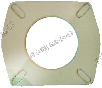 Изоляционная прокладка фланца для горелок Lamborghini ECO 7.., EM 9..