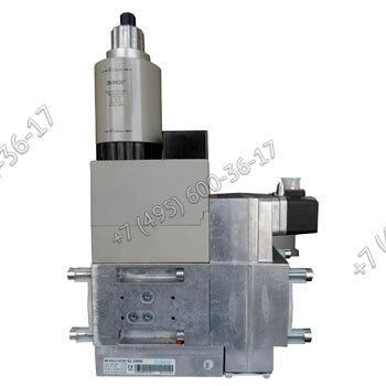 Клапан мультиблок Dungs МВ-ZRDLE 412 30-200-360 мбар для горелок Lamborghini ЕМ 40/2, ЕМ 70/2