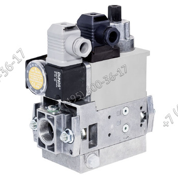 Газовый клапан Dungs MB-DLE 405 30-200-360 мбар для горелок Lamborghini EM 3.. - EM 26..