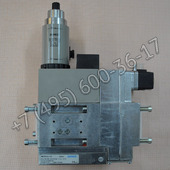 Клапан мультиблок Dungs МВ-ZRDLE 415/5 30 мбар