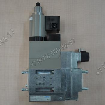 Клапан мультиблок Dungs МВ-ZRDLE 420/5 20 мбар для горелок Lamborghini ЕМ 70/2