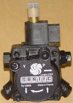 Жидкотопливный насос Suntec AP 57 C 7545 4P 0500 для горелок Lamborghini ECO 15/2, ECO 20/2