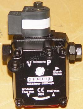 Жидкотопливный насос Suntec AS 67 C 1570 6P 0500 для горелок Lamborghini ECO 30/2, ECO 40/2