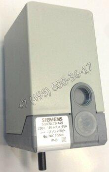 Сервопривод SQN70.324A20 для горелок Lamborghini ЕМ 16/2 Е, ЕМ 26/2 Е