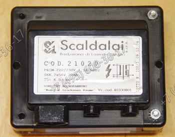 Трансформатор Scaldalai с кронштейном для горелок Lamborghini ECO 5.., ECO 7..