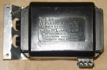 Трансформатор поджига 10 кV-30 мA для горелок Lamborghini ECO 10, ECO 20