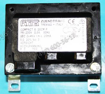 Трансформатор поджига 8 кВ-20 мА для горелок Lamborghini ECO 8, ECO 10, ECO 20
