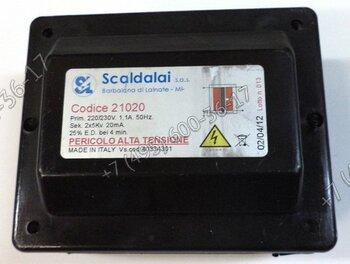 Трансформатор поджига Scaldalai для горелок Lamborghini ECO 22/2